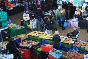 MK Market - a social hub under threat from Primark development