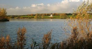 Peace Pagoda Willen Lake (c) Parks Trust