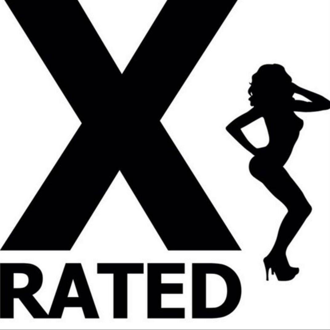 X-rated graphic