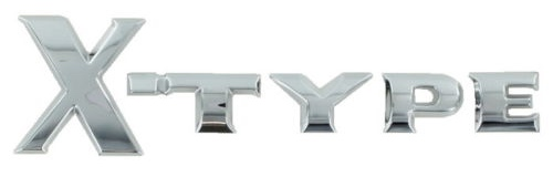 X-type logo